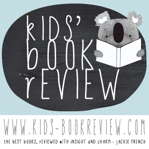 Kids' Book Review logo